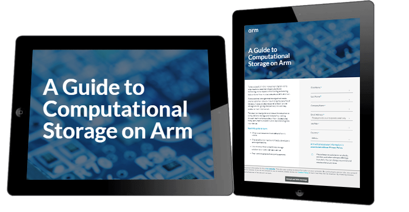 Arm offers an easy-to-read guide introduction about computational storage and its benefits.