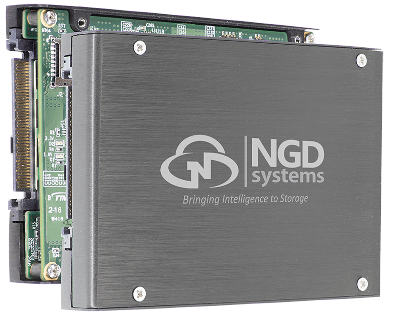 Buy straight from the source, computational storage and SSD products can be purchased directly from NGD Sytems